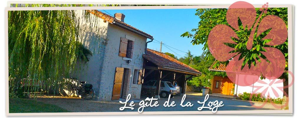 Le Gîte de la Loge à Montmorillon