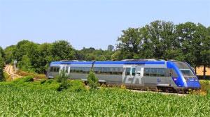 Vous voyagez en train ?
