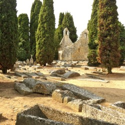 Cimetière Mérovingien à Civaux